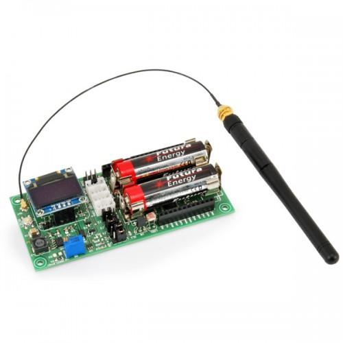 ANTENNINO – Arduino-RF multifunction board