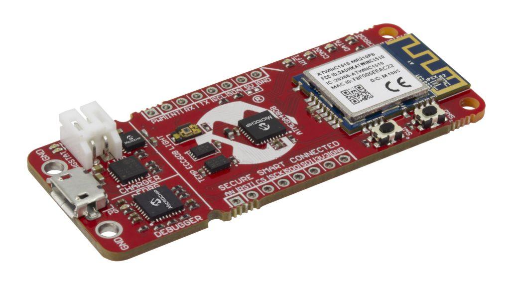 AVR-IoT WG development board