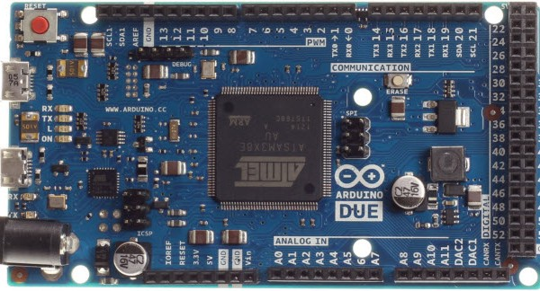 Arduino Real Time Clock and temperature Monitor using the ...