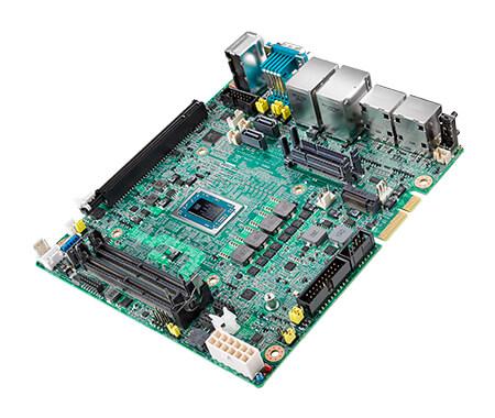 Advantech Builds Gaming SBC powered by AMD's Ryzen V1000