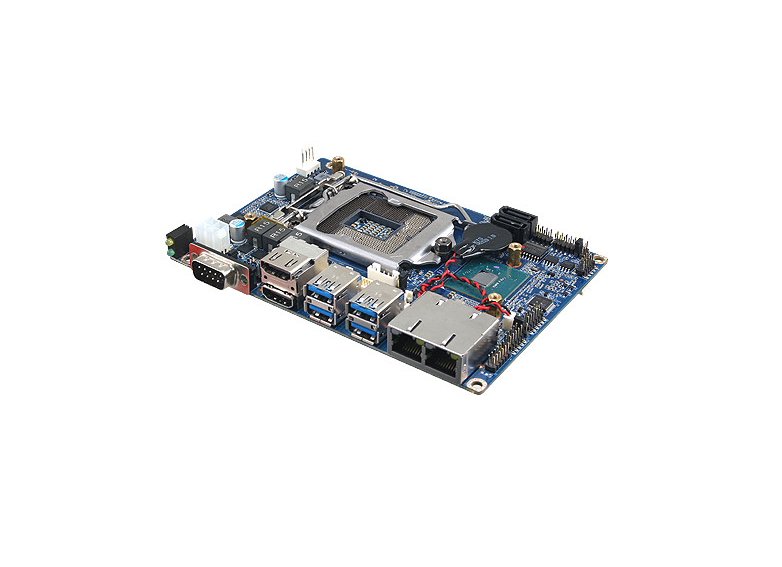 Avalue's ECM-CFS SBC Sports Intel's Coffee Lake Processor