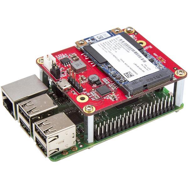 Increase data storage of your Raspberry Pi development board