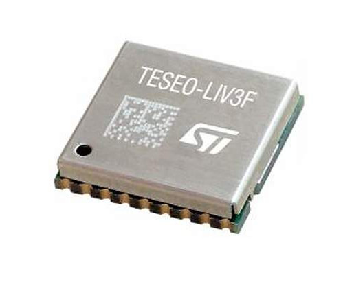 Tiny GNSS module by STMicroelectronics supports GPS, Galileo, GLONASS and BeiDou