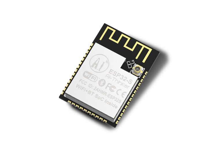 ESP32-S Wi-Fi+BT SoC Module (IPEX block output)