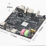 CubieBoard9 – An Actions S900 SoC Based SBC With 2x HDMI