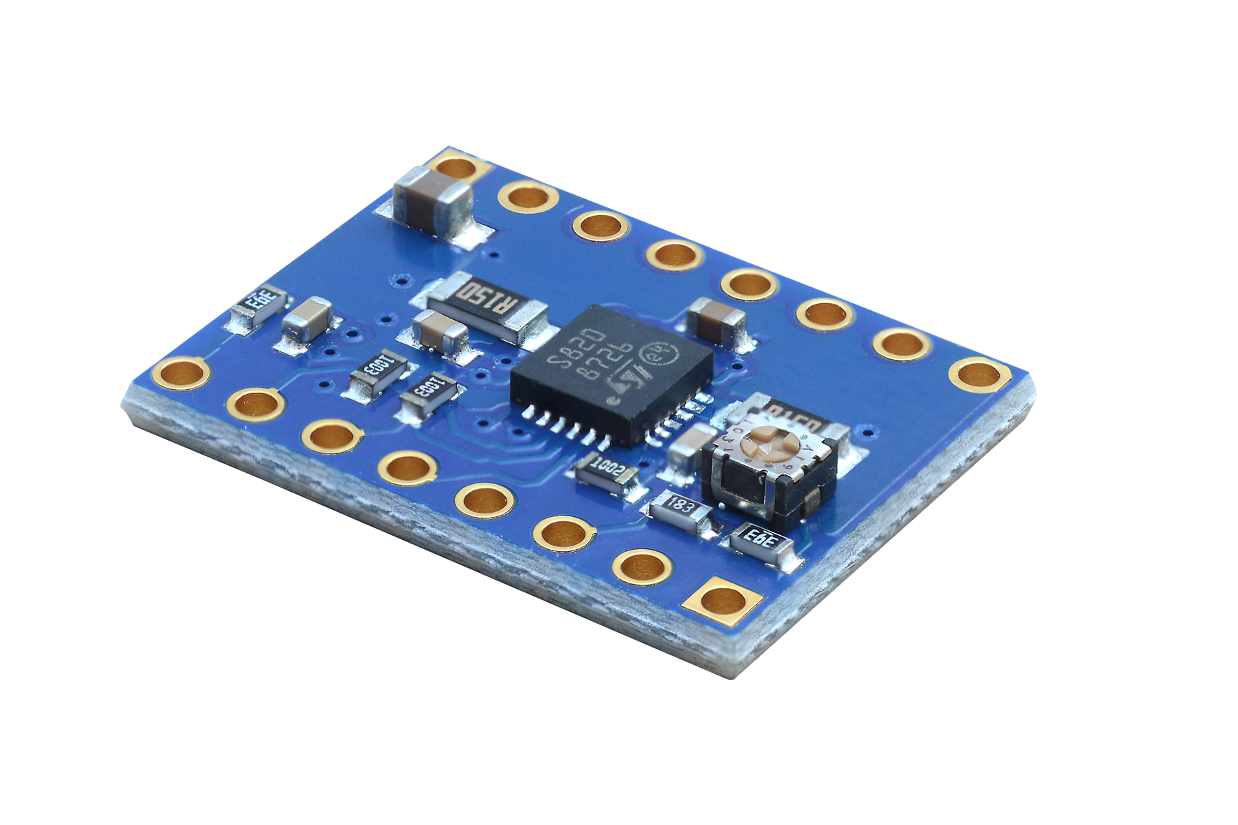 Evaluation board for STSPIN820 stepper motor driver
