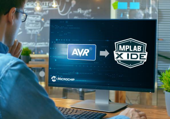 AVR MCUs now beta supported in MPLAB X IDE