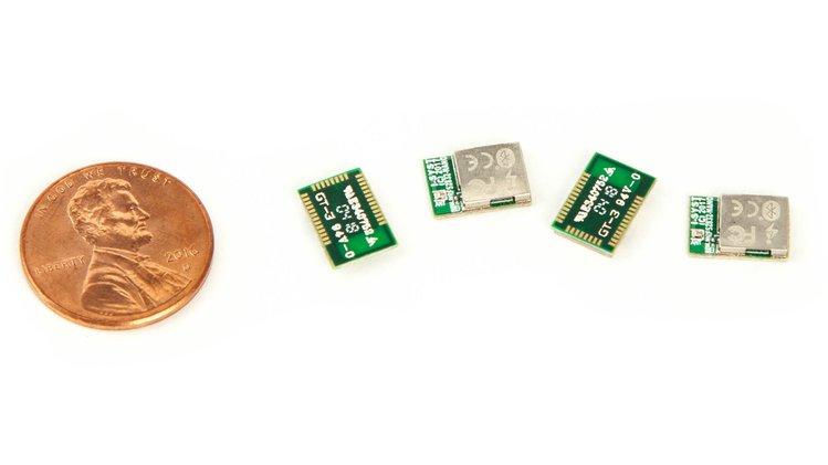 BLYST Nano – The finger-tip sized ARM Cortex-M4F module
