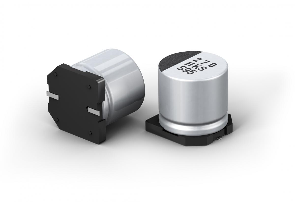 Short on MLCCs? Choose Panasonic Polymer Series