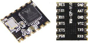 The New Air602 WiFi Module, a Cheap Module Designed for IoT Applications