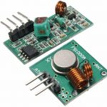 Using the 433MHz RF Transmitter and Receiver with Arduino