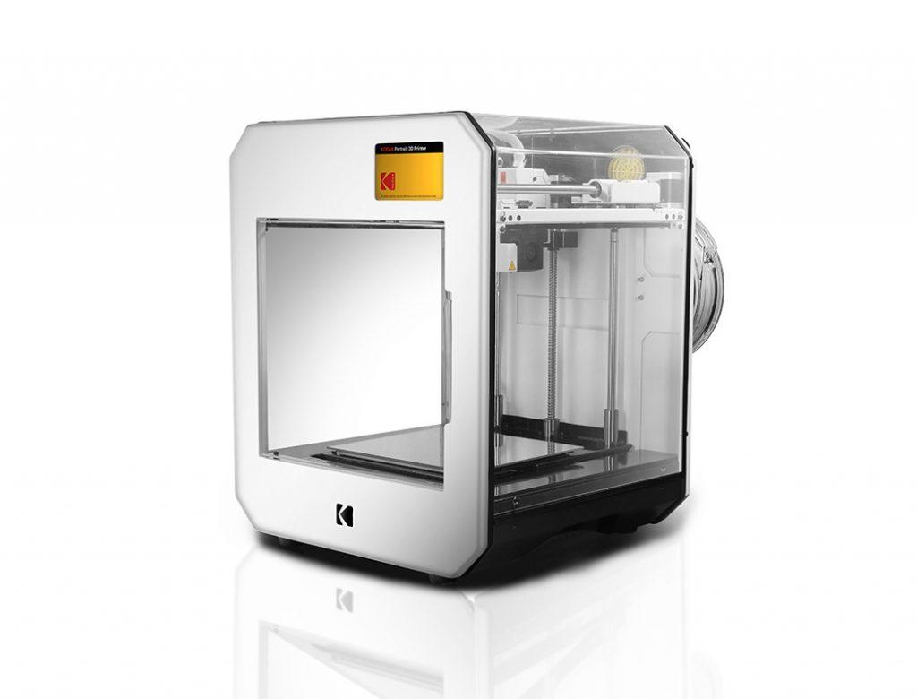 Kodak Launches Raspberry Pi based 3D Printer