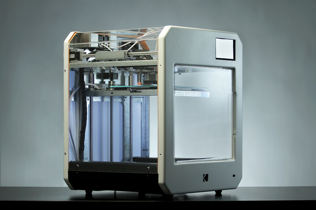 Side By Side Motorcycle >> Kodak Launches Raspberry Pi based 3D Printer - Electronics-Lab