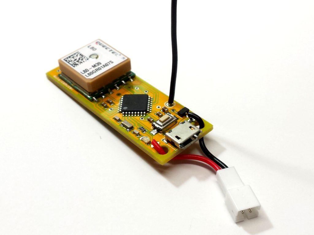 SAMD21 LoRa Development Board with GPS