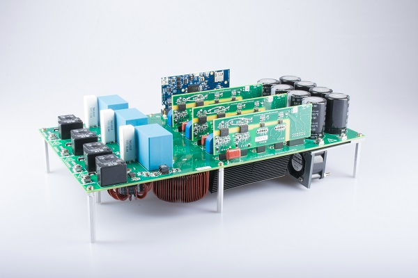 10kW 3-Phase Grid Tie Inverter Reference Design for Solar String Inverter