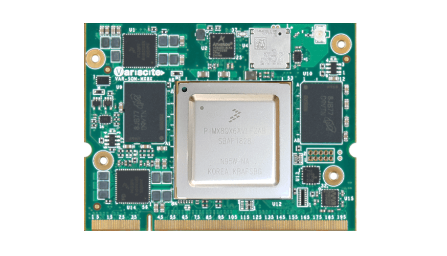Variscite launches NXP iMX8X based VAR-SOM-MX8X System on Module