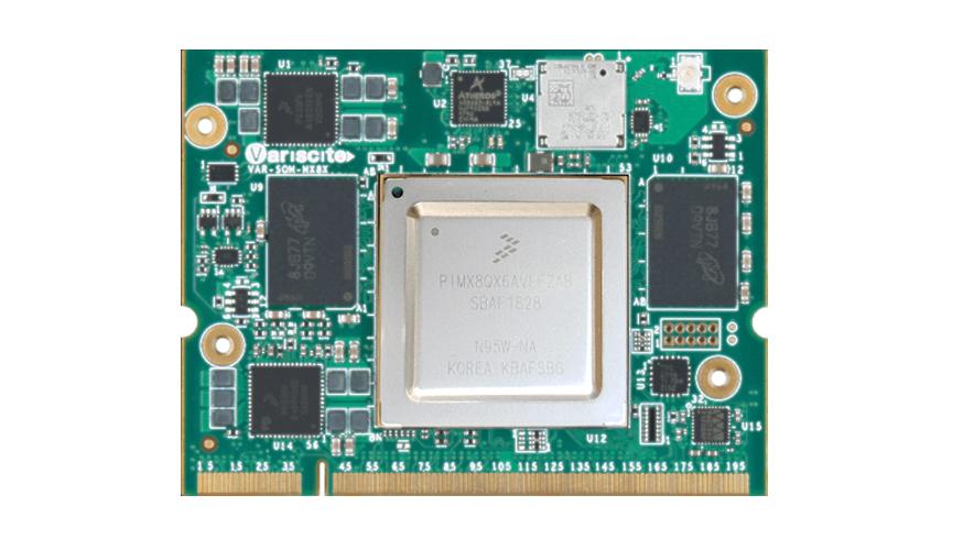 Variscite launches NXP iMX8X based VAR-SOM-MX8X System on Module