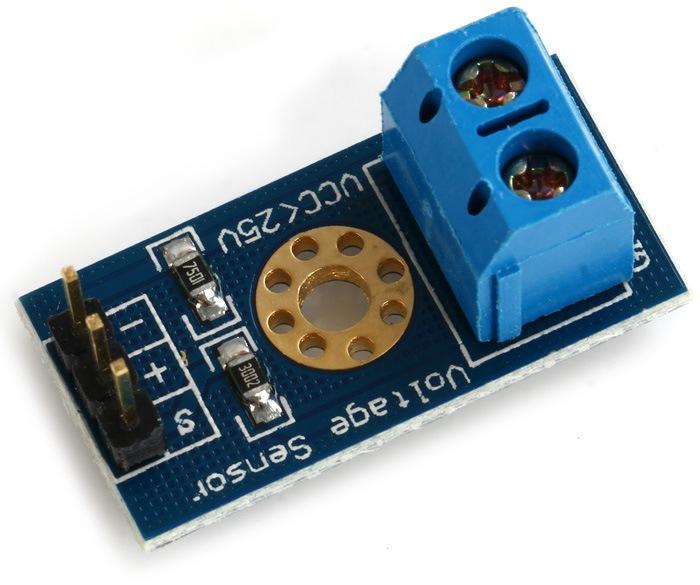 DIY Arduino Uno LCD Voltmeter