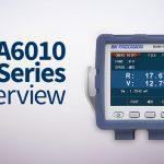 BKprecision's BA6010 Series Battery Analyzers – Model BA6010