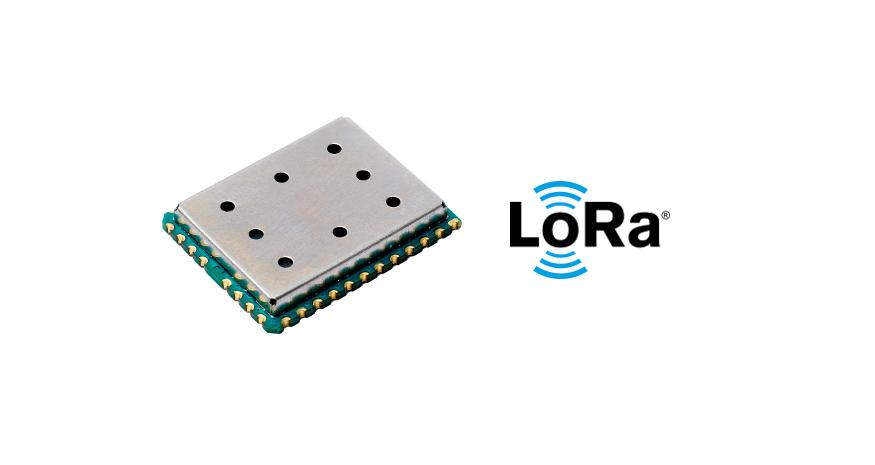 iM282A-L – 10km Long Range Radio Module for 2.4GHz band