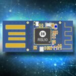 Mesh networking for RSL10 Bluetooth 5 radios