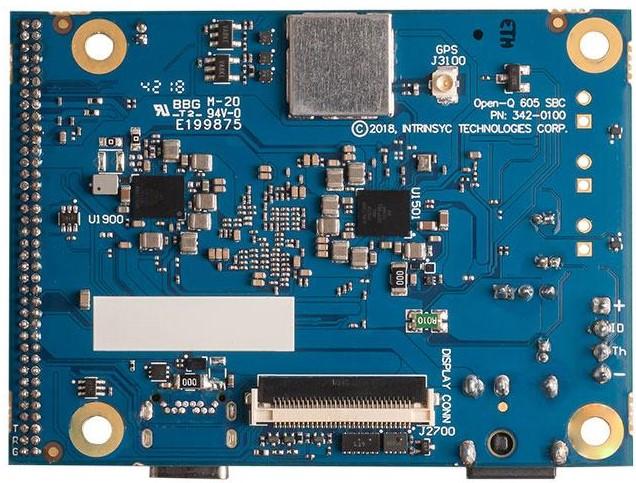 Qualcomm Launches 10nm, octa-core QCS605 IoT SoC
