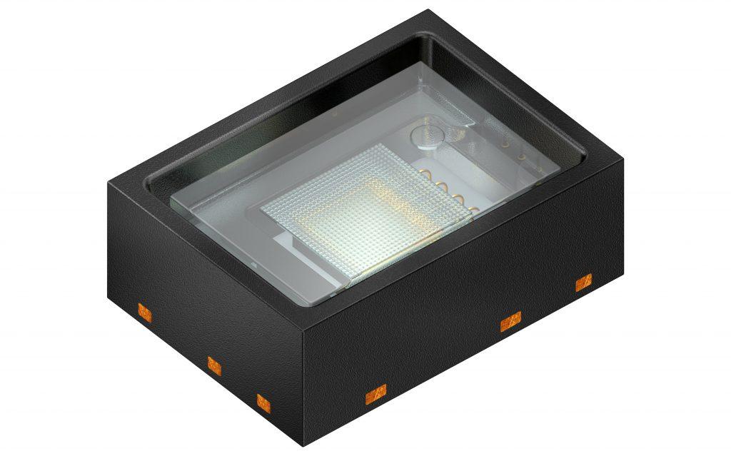 VCSELs integrate micro lens array for 3D sensing
