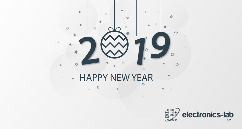 Happy New Year 2019 from Elab!