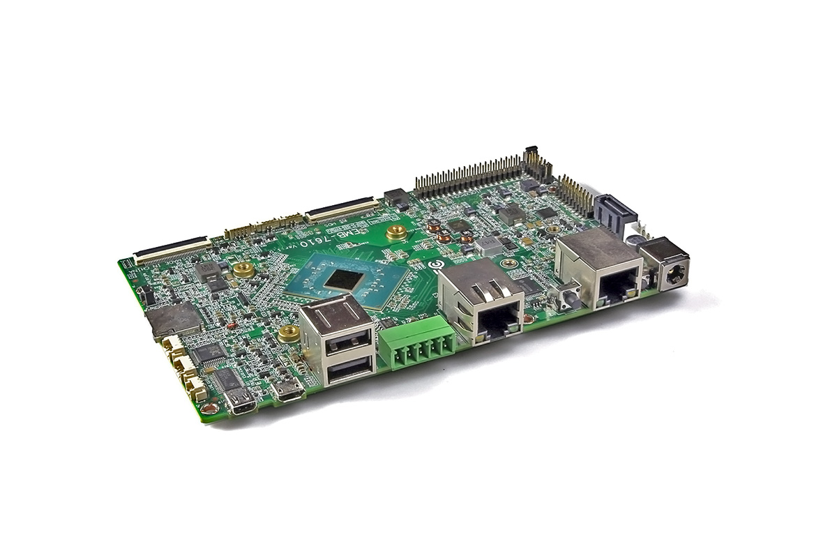 Habey EMB-7610 Intel Apollo Lake SBC