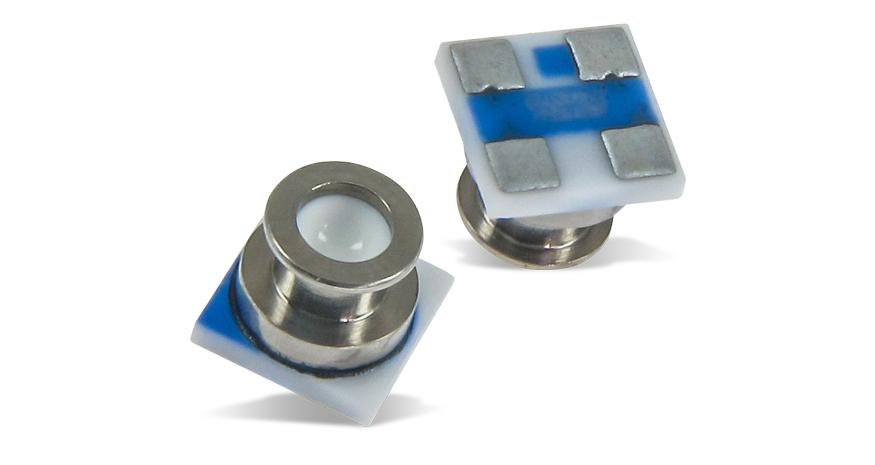 TE Connectivity's MS5837-02BA Barometric Sensors
