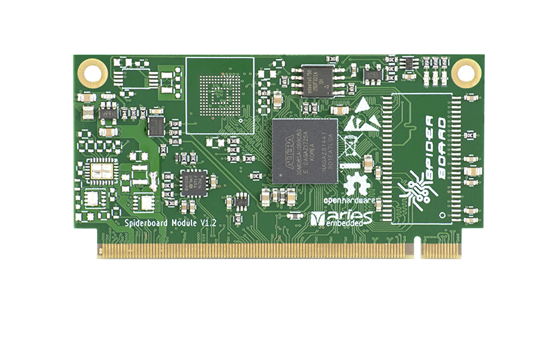 USB for Intel's MX10 and SpiderSoM Modules