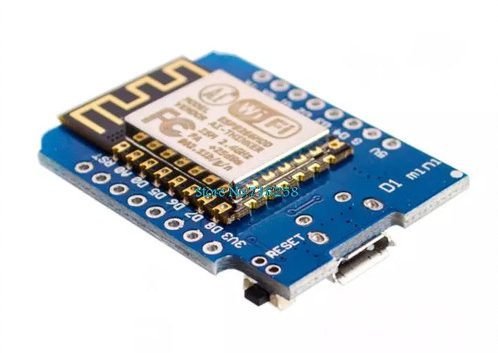 Send an email with your Wemos D1 board using a PHP script - ESP8266