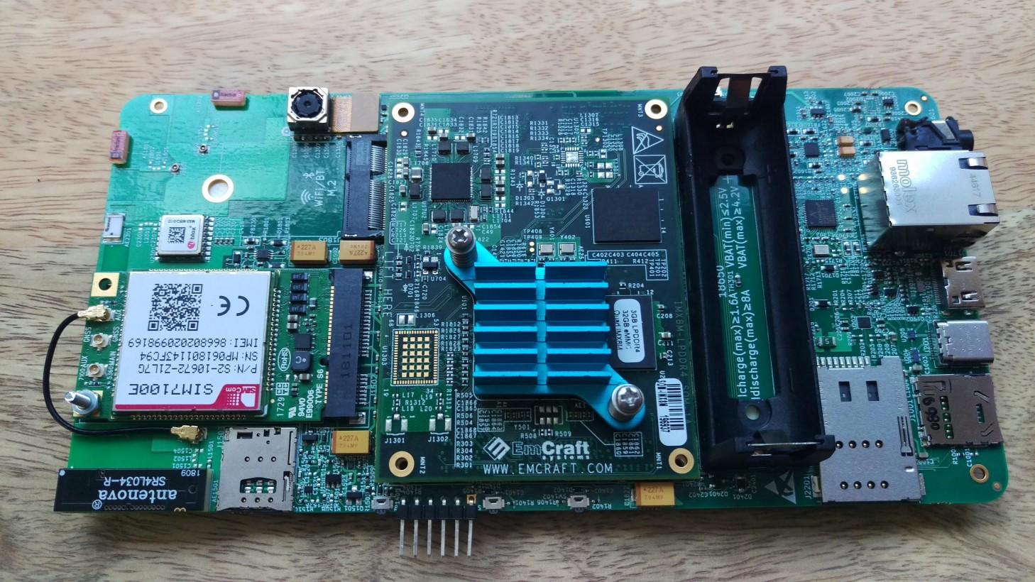 The Librem 5 Development Kit