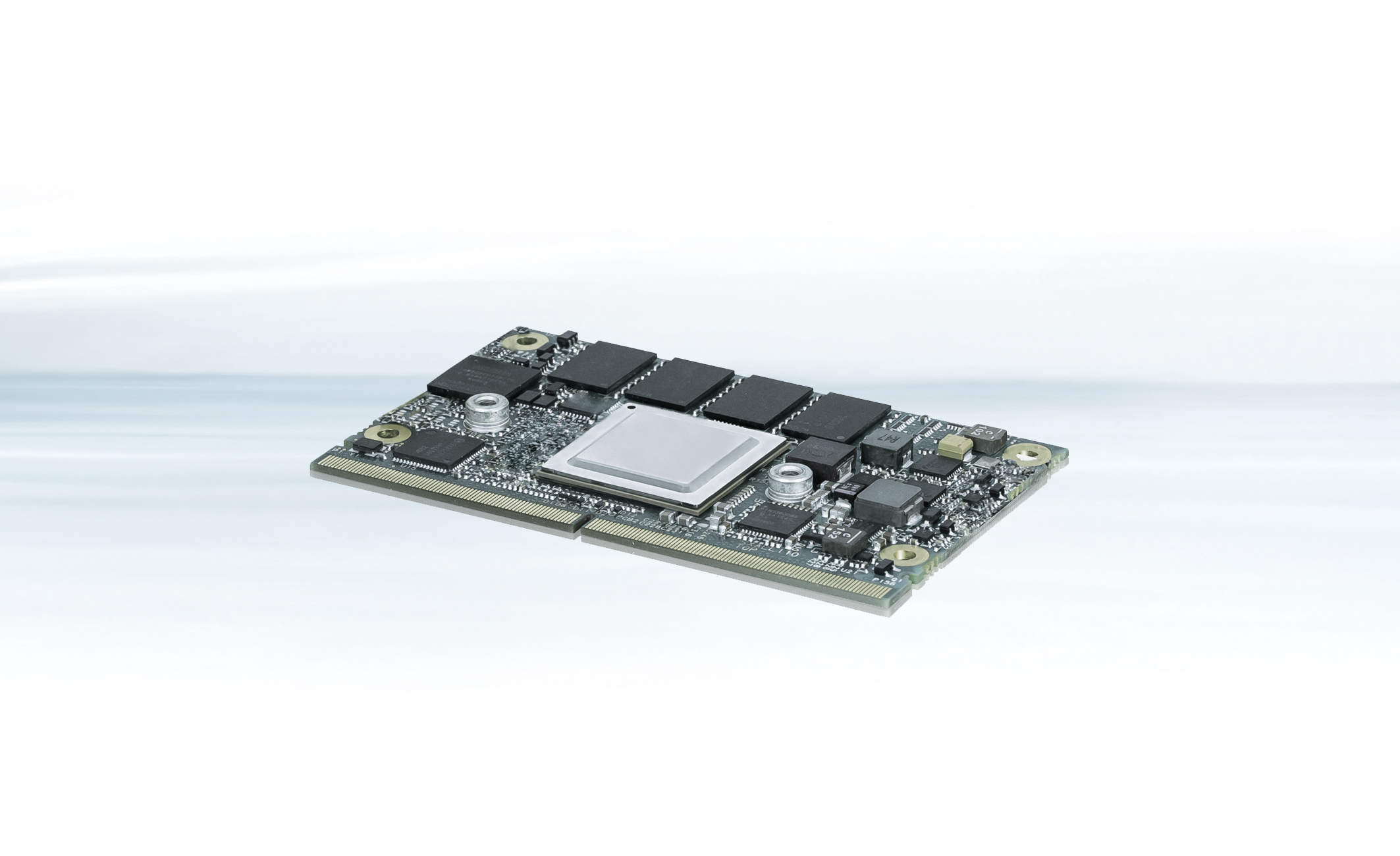 SMARC-sAL28 module runs Linux With Sensitive GbE ports