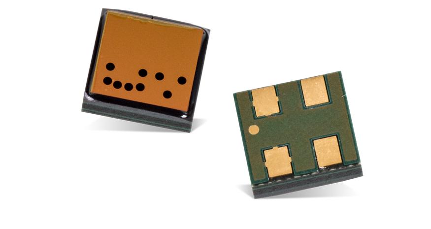KEMET's Pyroelectric Infrared Sensors