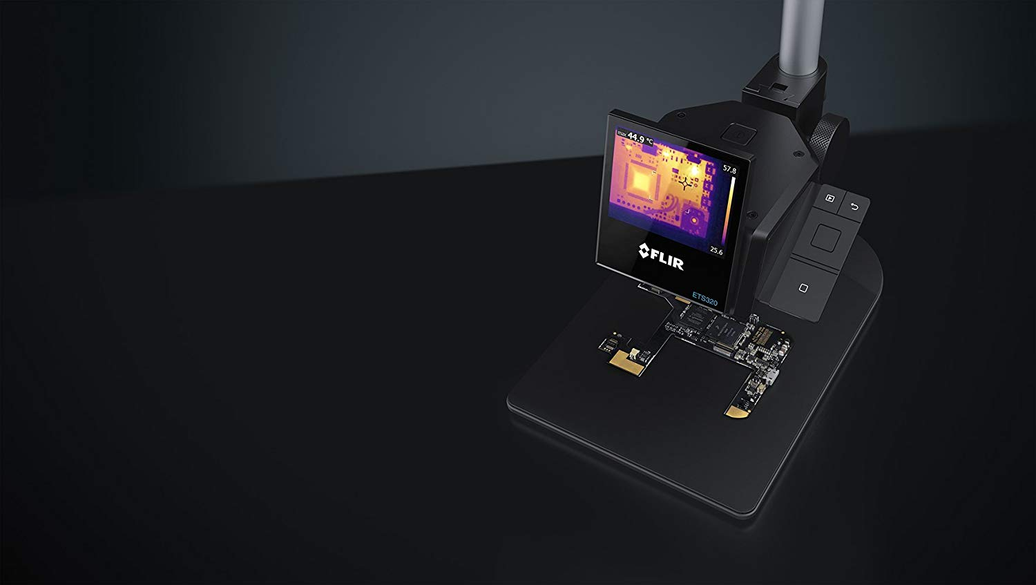 FLIR ETS320 Thermal Imaging Solution for Electronics Repair