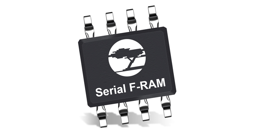 Cypress Semiconductor Serial FRAM Nonvolatile Memory Devices