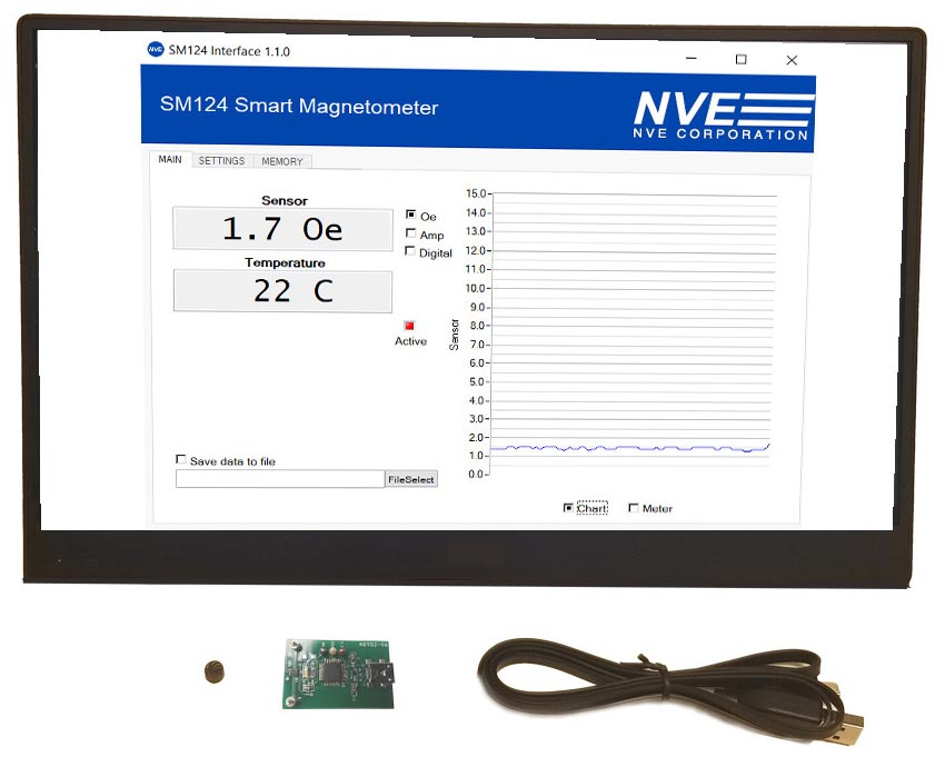 A DIY Fluxgate Magnetometer based Current Probe - Electronics-Lab