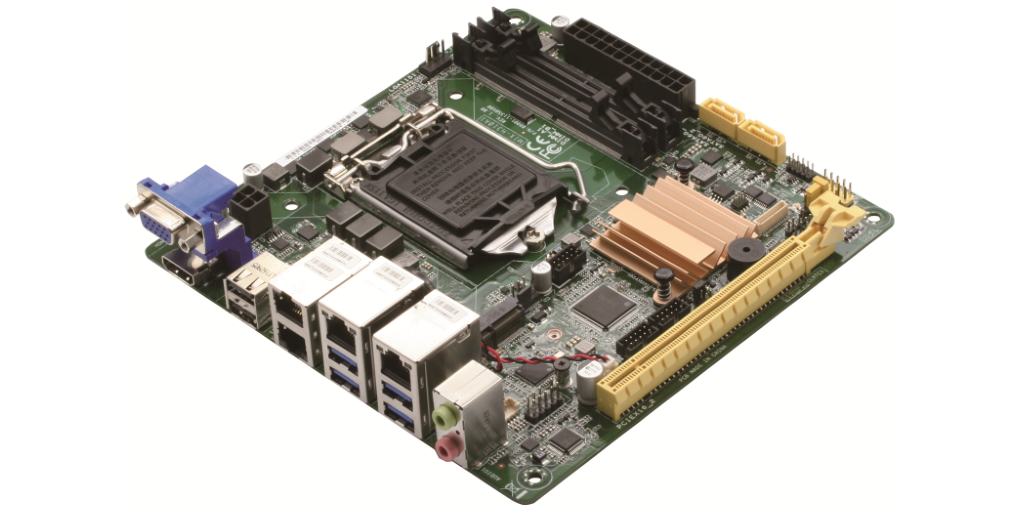 MIX-H310A1 – AAEON's Mini-ITX board with Intel® 8th Generation Core