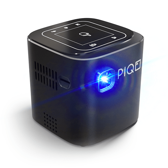 PIQO is a Small But Powerful Pocket Projector