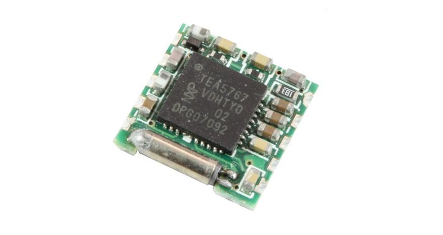 TEA5767 – FM Receiver Module