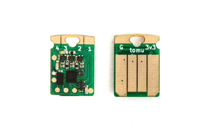 FOMU FPGA BOARD