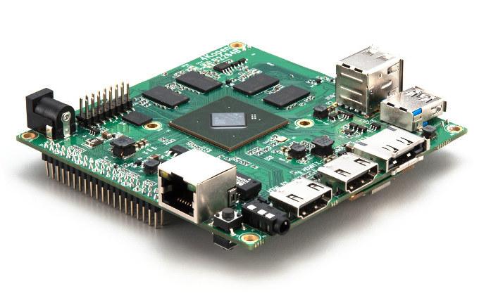 4Kopen – 4K UHD video development platform features STMicro STiH418 Media Processor