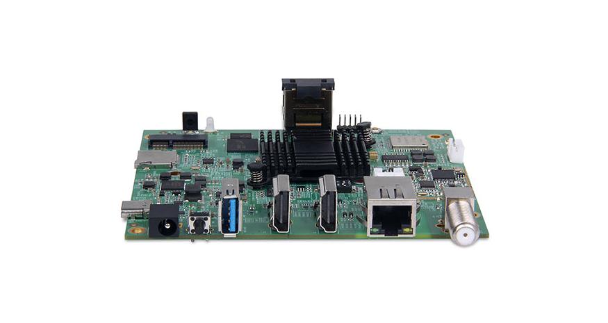 APC810 is a new NXP i.MX 8M development board from Geniatech