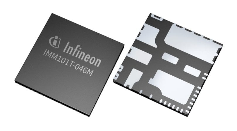 iMOTION™ IMM100 series from Infineon reduces PCB size and ...