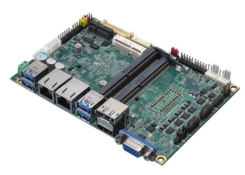 LE-37M – 3.5″ Miniboard with Intel® 8th Gen Core™ H-series Processor