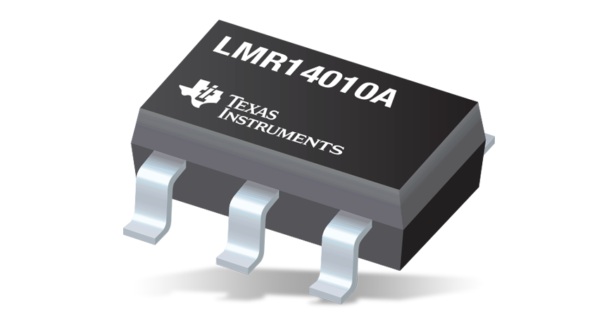 Texas Instruments LMR14010A Step-Down Converters