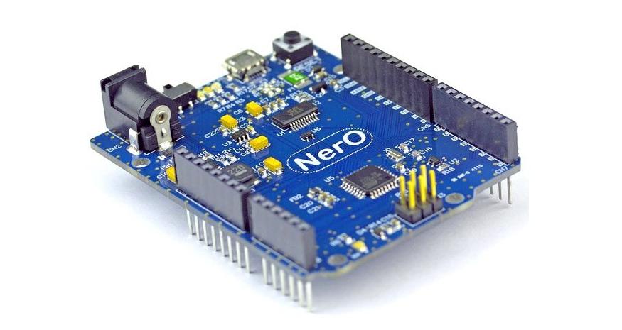NERO-SP1 – Arduino UNO Compatible Board