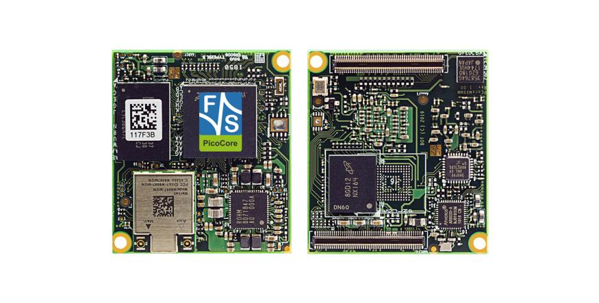PicoCore MX8MM features i.MX8 Mini and runs Linux
