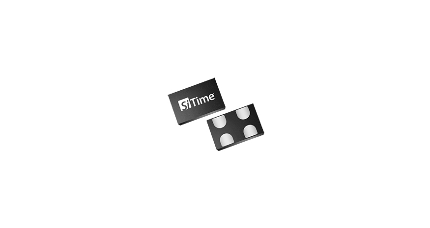 SiTime presents a family of MEMS oscillators for mobile applications